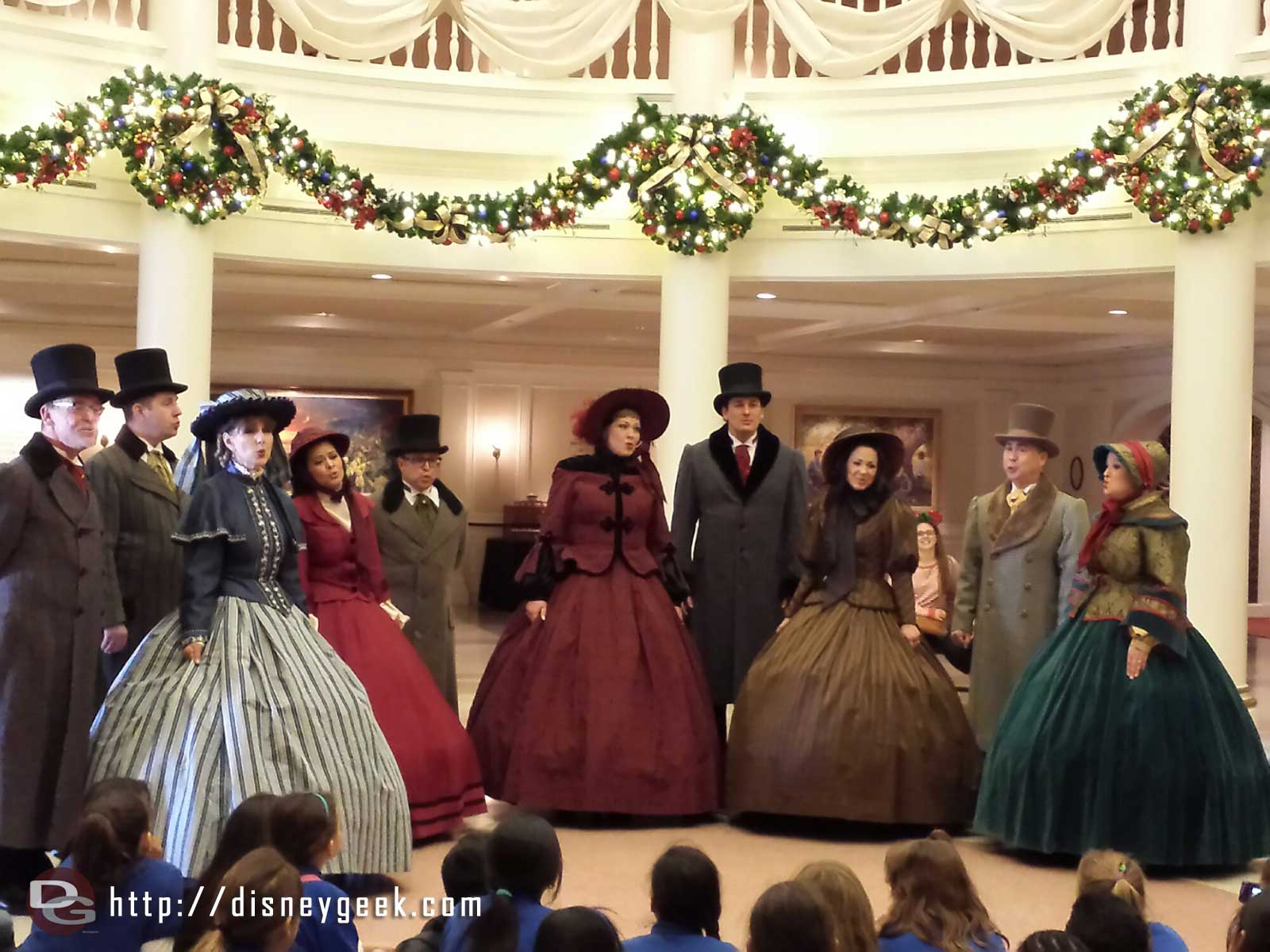 Voices of Liberty in the American Adventure #Epcot