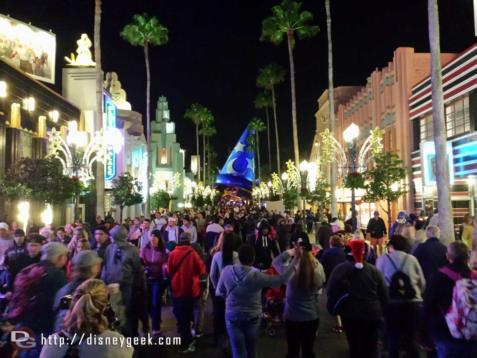 Hollywood Blvd at the Disney Hollywood Studios #WDW