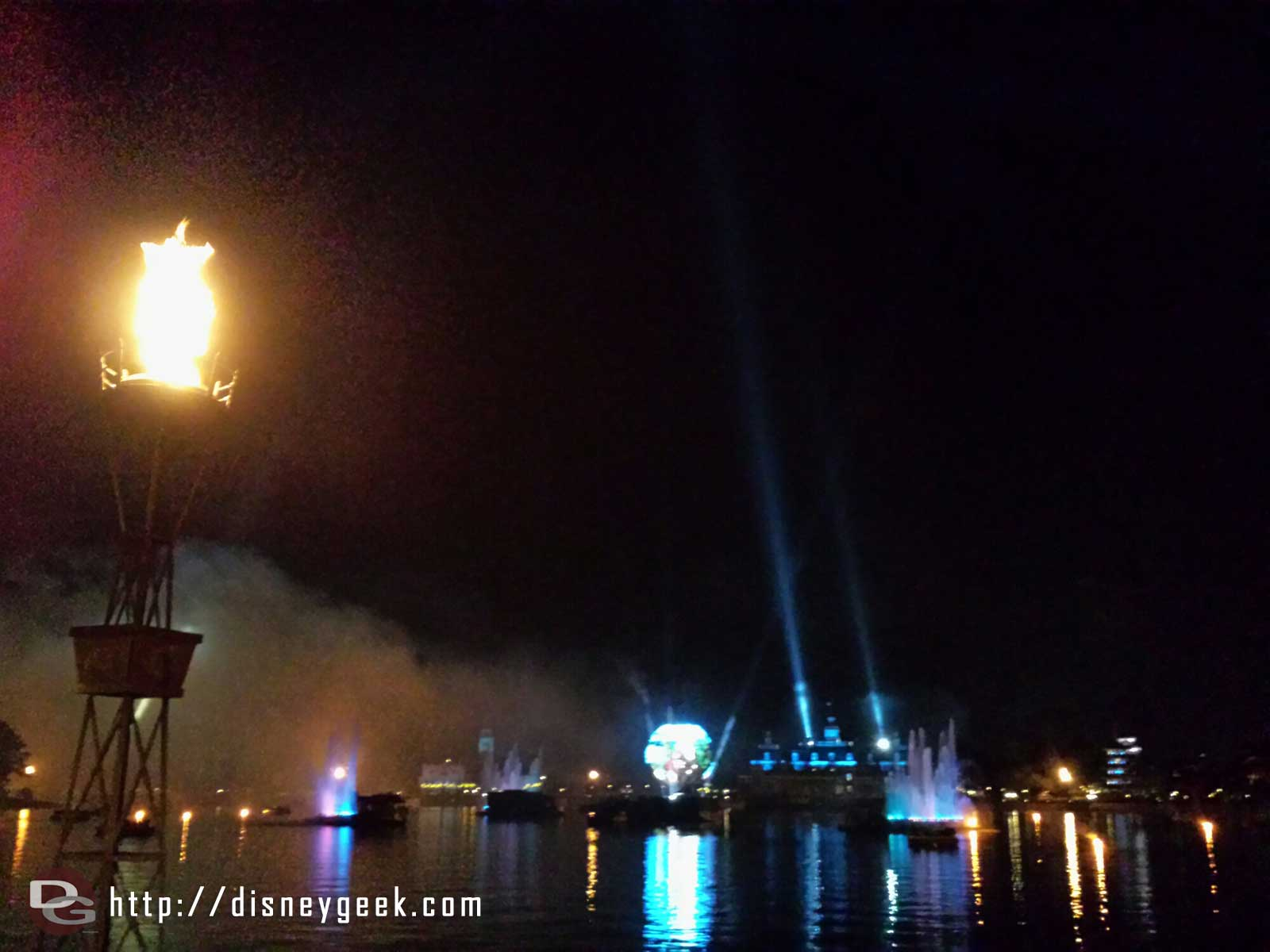 #Epcot Illuminations Reflections of Earth