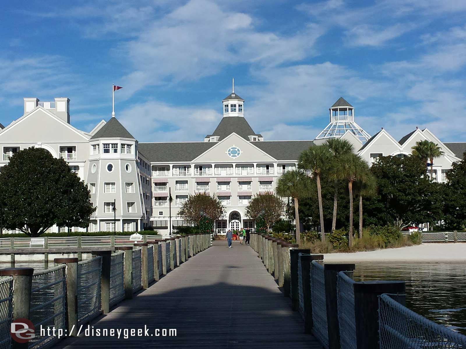 Disney's Yacht Club Resort – Walt Disney World