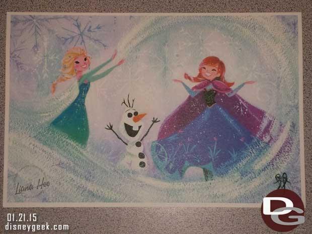 Annual Passholder Mailing - Frozen Fun