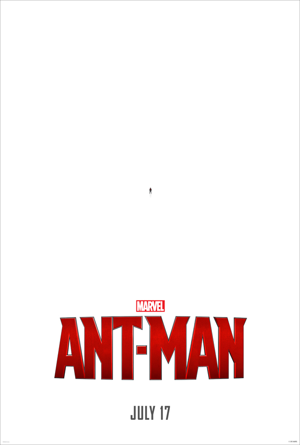 Marvel's Ant-Man Teaser Trailer & Information – Opens 7/17/15 (Disney News Release)