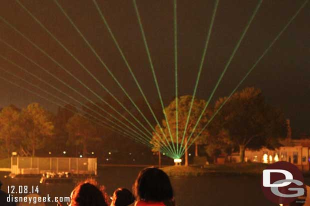 Illuminations: Reflections of Earth – New Lasers & Narration for Holiday Tag – #Epcot #WDW