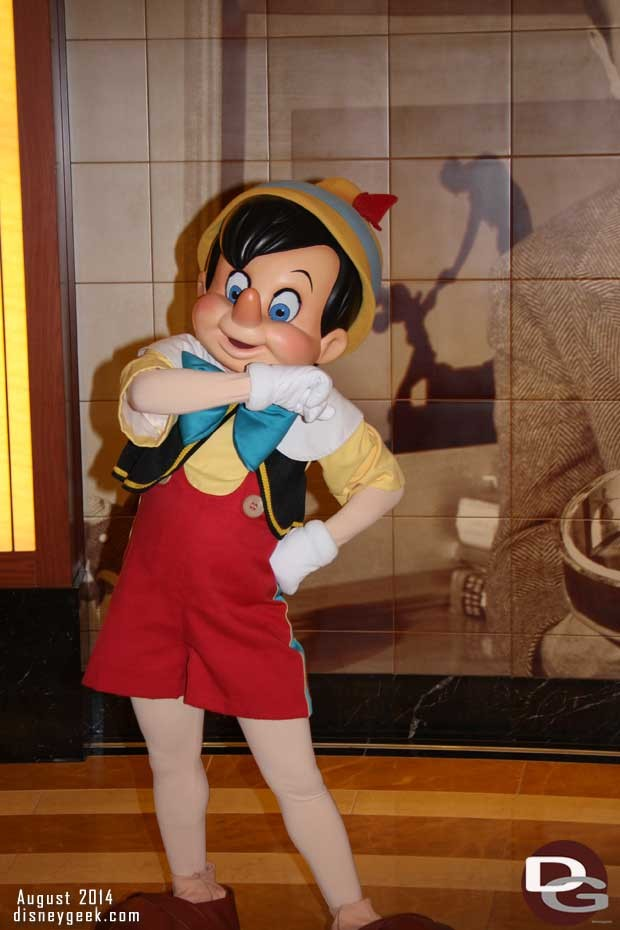 Disney Fantasy - Pinocchio