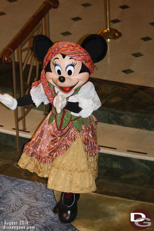 Disney Fantasy - Minnie Mouse - Pirate Night