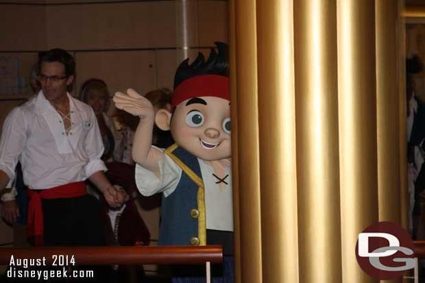 Disney Fantasy - Jake
