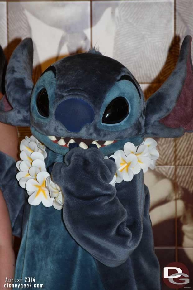 Disney Fantasy - Stitch