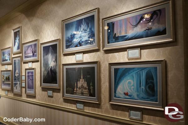Ice Queen Art Gallery