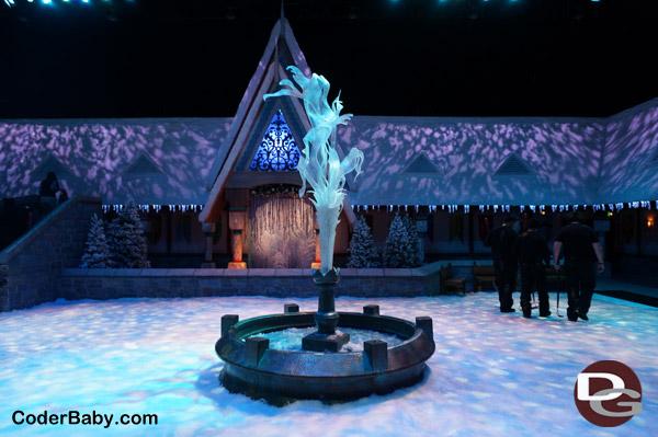 Frozen Fun - Olaf's Snow Fest