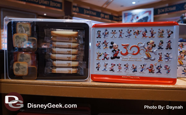Mickey Snacks at Bon Voyage