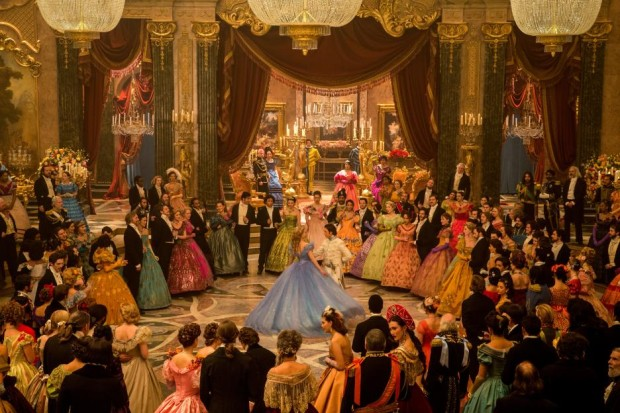 Cinderella Ball Room
