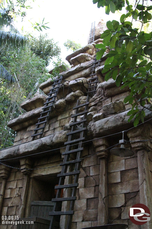 The indiana Jones Adventure turned 20 this past week.