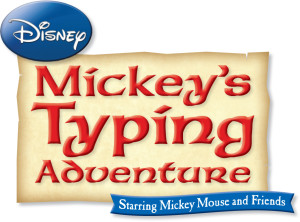 Mickey's Typing Adventure Logo