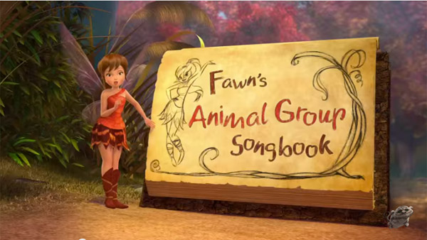 Fawn's Animal Group Songbook