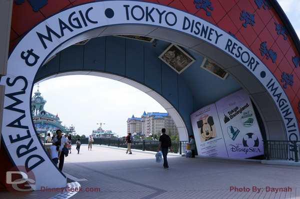 Dreams and Magic at Tokyo Disney Resort