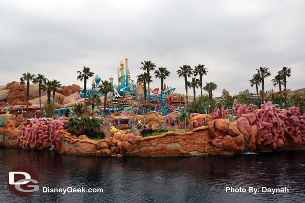 Mermaid Lagoon at DisneySea
