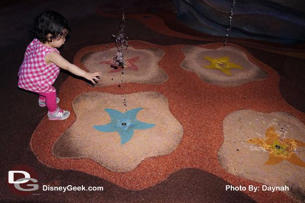Ariel's Playground at Tokyo DisneySea