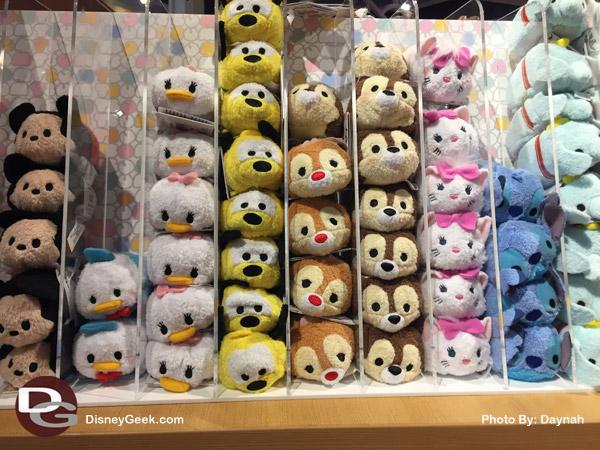 Assortment of Tsum Tsum's