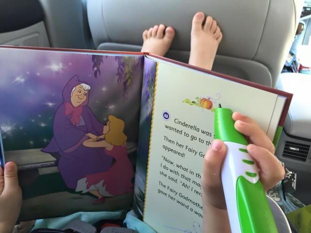 Reading Cinderella