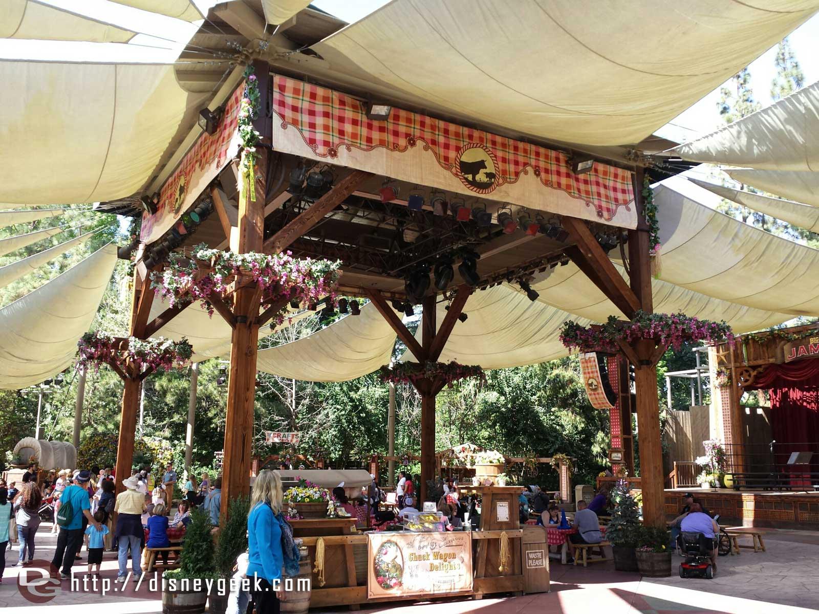 The Springtime Roundup kicks off today at the Big Thunder Ranch Jamboree #Disneyland