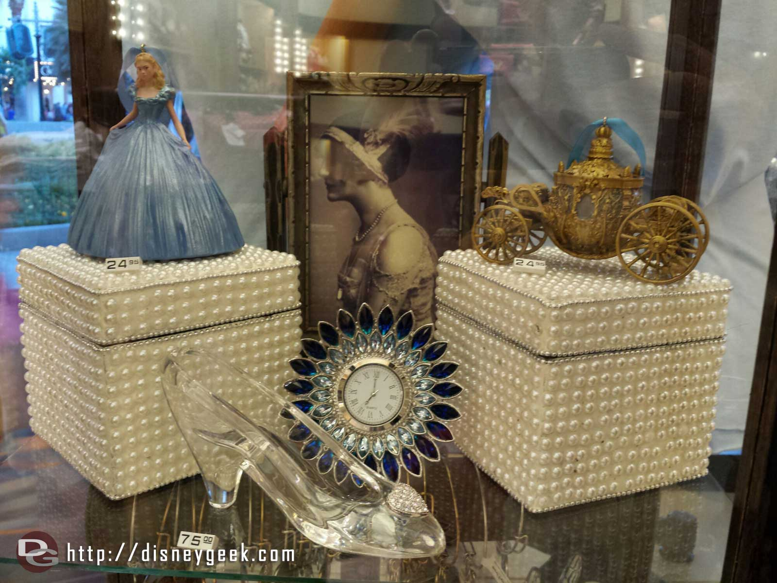 Elias & Co has a couple #Cinderella items