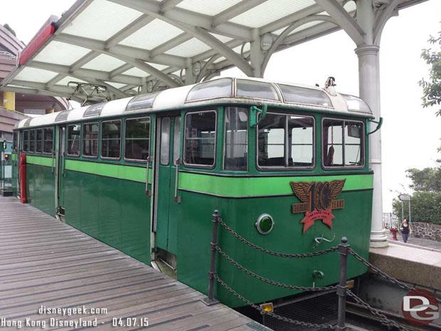 Victoria Peak Tram - Hong Kong