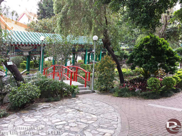 Chi Lin Nunery - Hong Kong