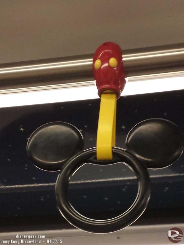 Hong Kong Disneyland Resort line