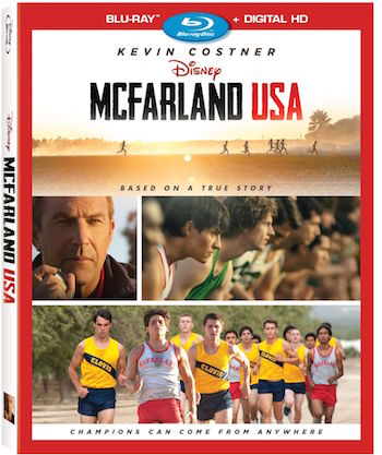 McFarland USA Blue Ray