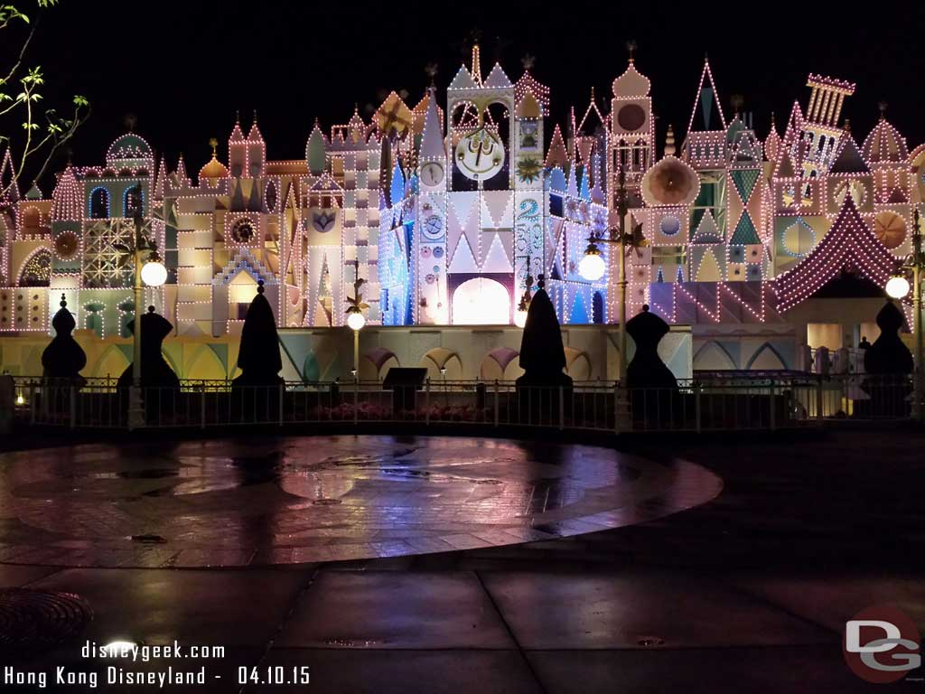 Hong Kong Disneyland Revisited – 3 Classic Disney Attraction Picture/Video Sets