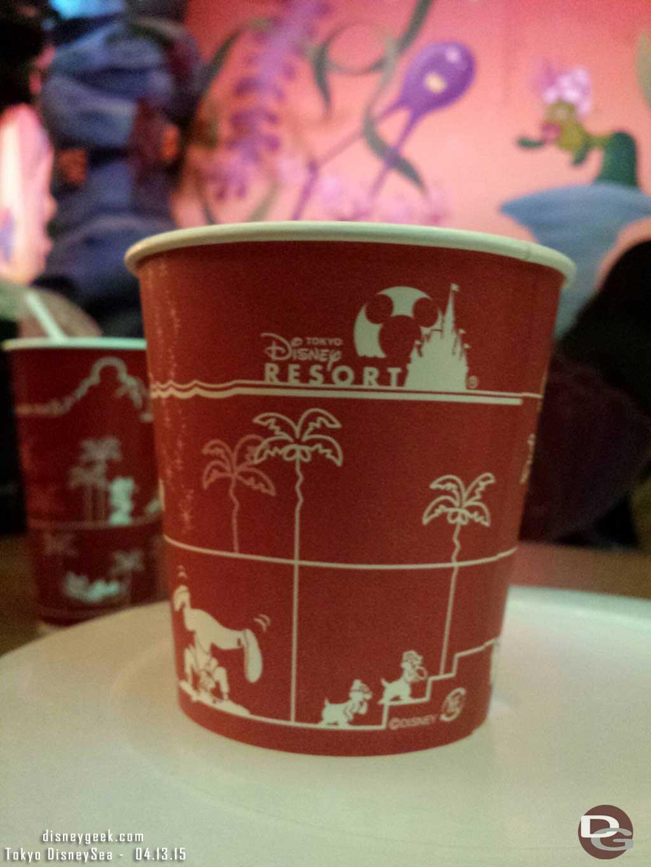 #TokyoDisneySea cup