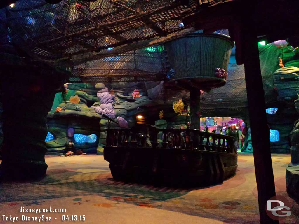 Ariel's Playground in Mermaid Lagoon #TokyoDisneySea