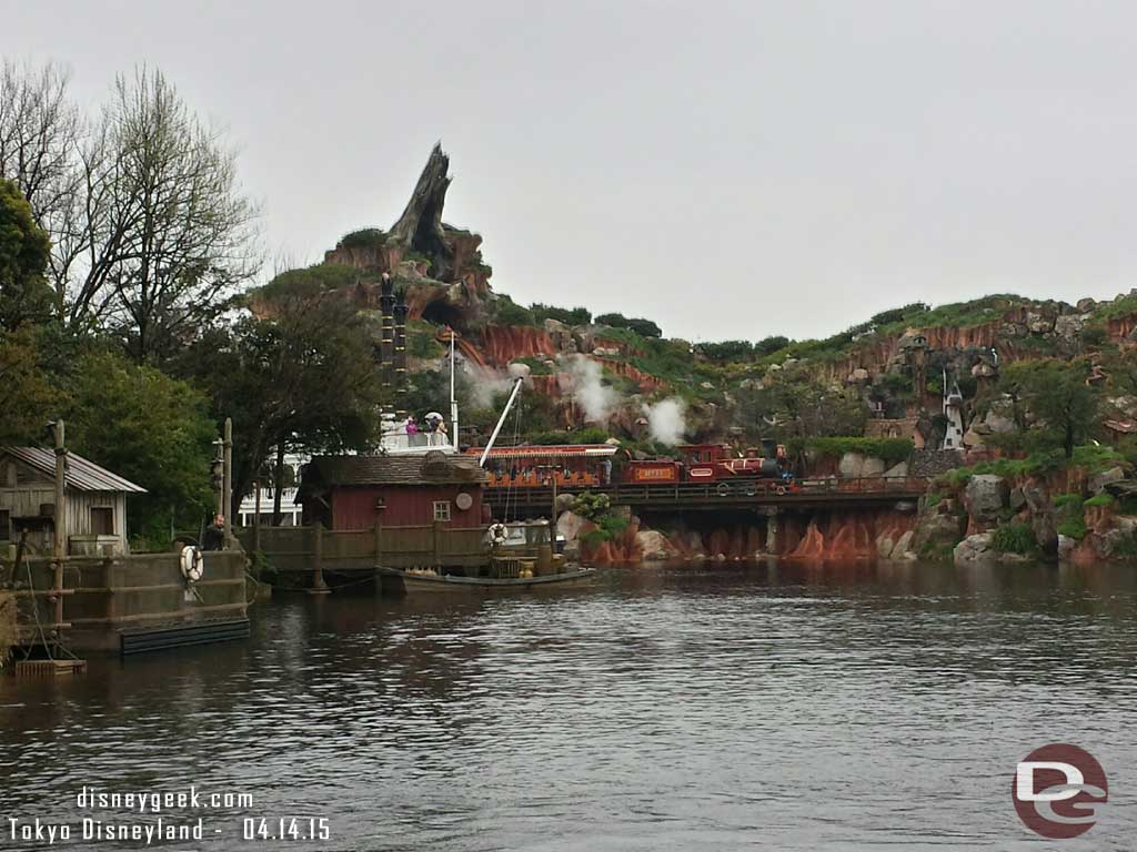 Rivers of America #TokyoDisneyland