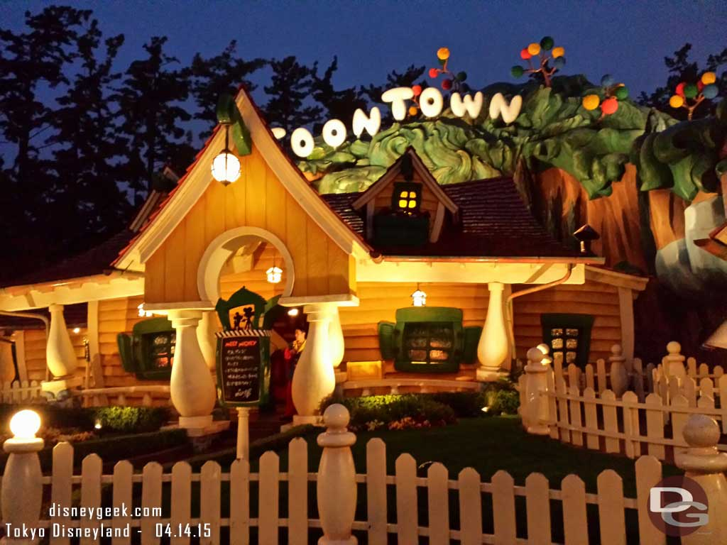 Mickey's house in #Toontown #TokyoDisneyland