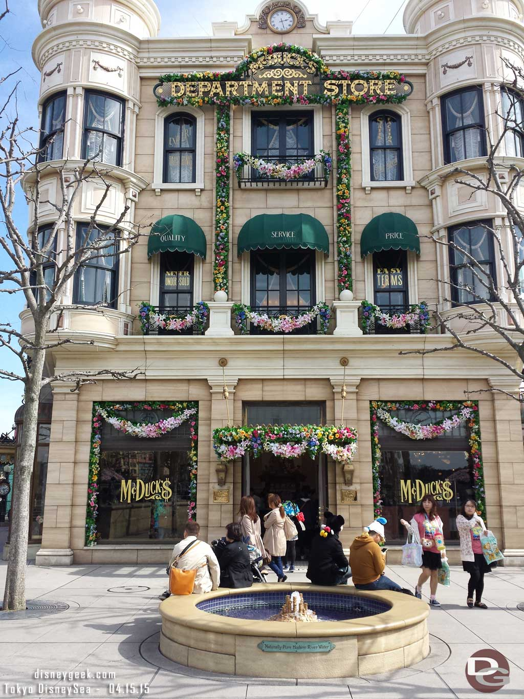 McDuck's Department Store #TokyoDisneySea