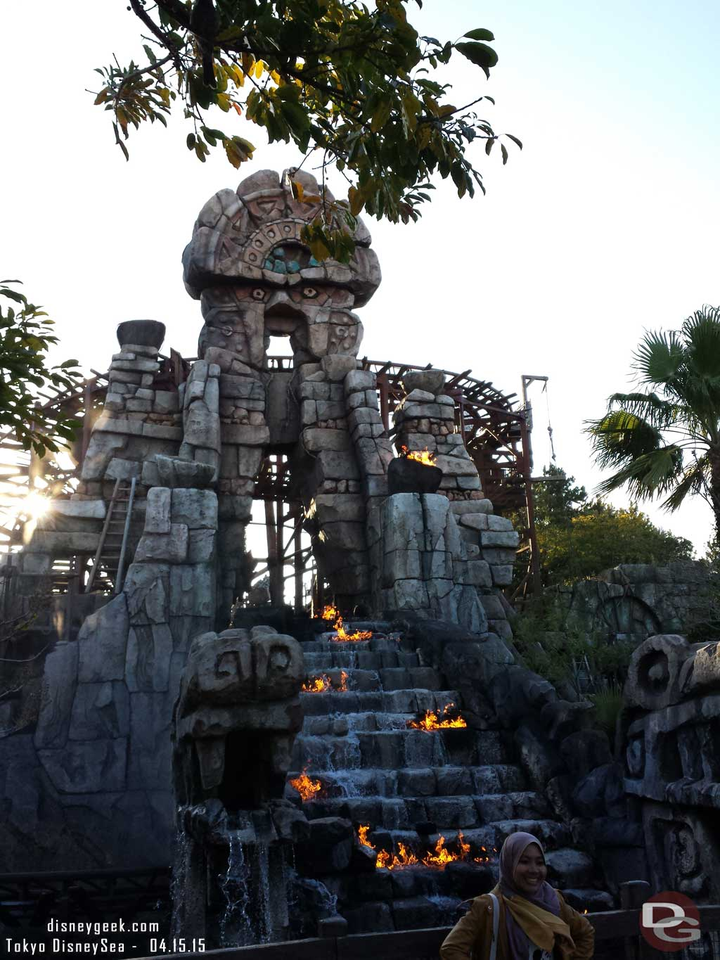 Raging Spirits – Lost River Delta #TokyoDisneySea
