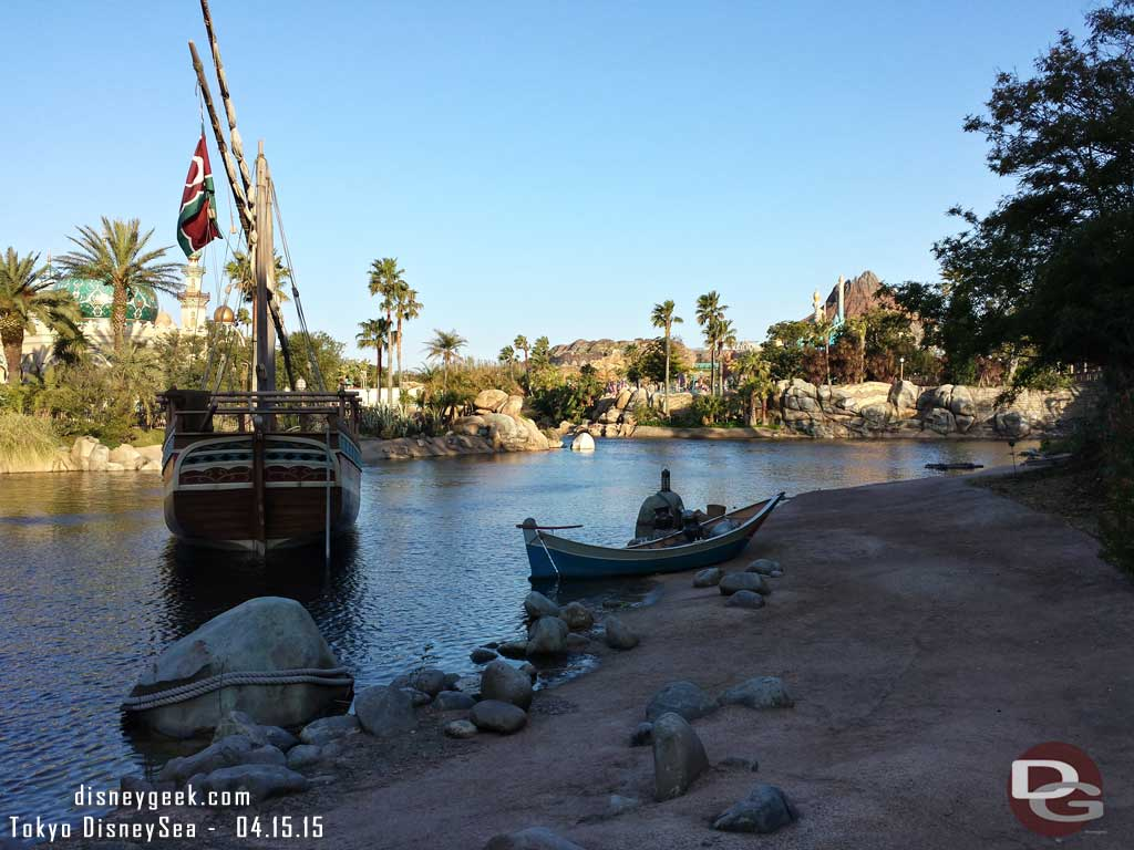 The Arabian Coast #TokyoDisneySea