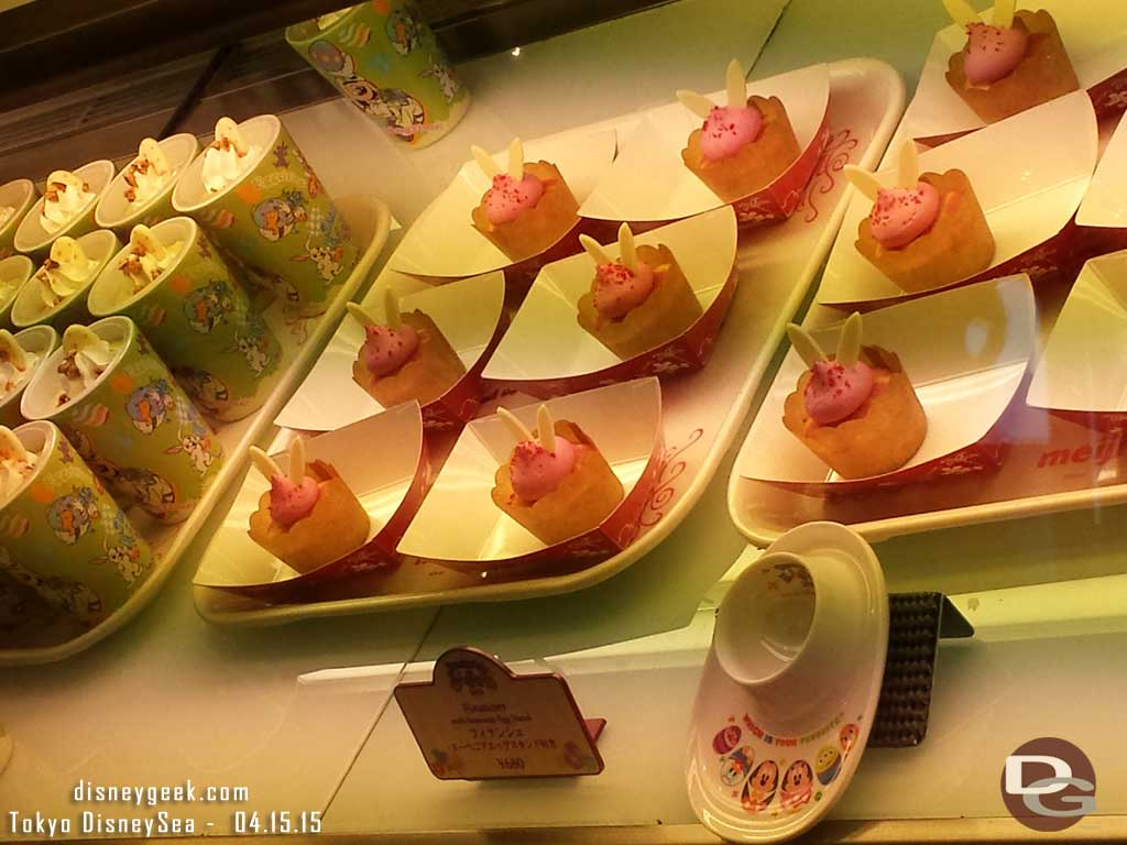 Easter treats in World Bazaar #TokyoDisneyland