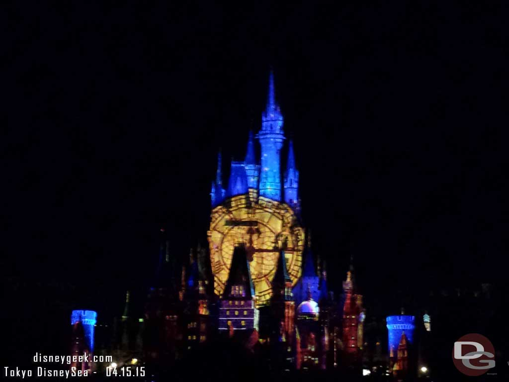 Once Upon a Time – Peter Pan #TokyoDisneyland