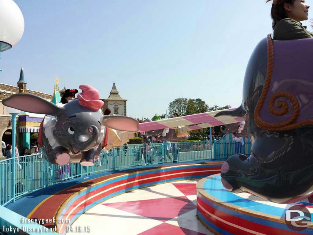 Dumbo #TokyoDisneyland