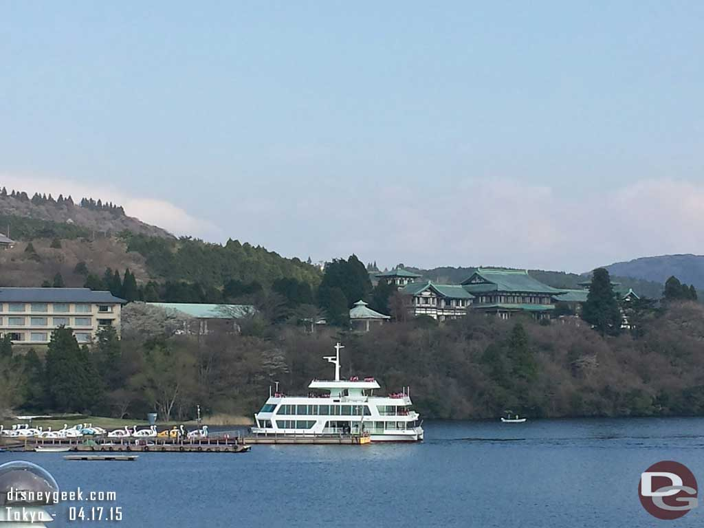 Lake Ashi – Hakone #Japan