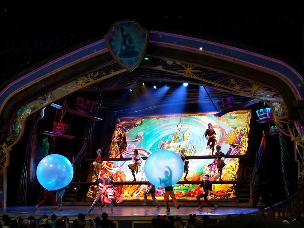Mickey& the Magical Map – Under the Sea #Disneyland