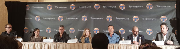Disney's Tomorrowland Press Conference & Teri's Take