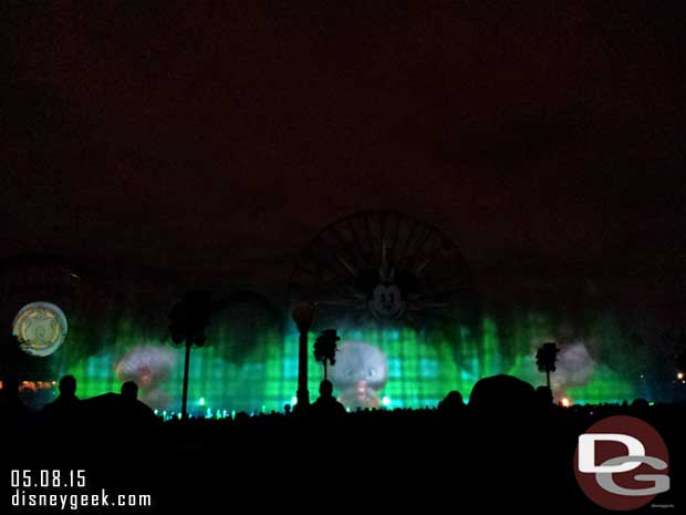 World of Color – Brave    Disney California Adventure