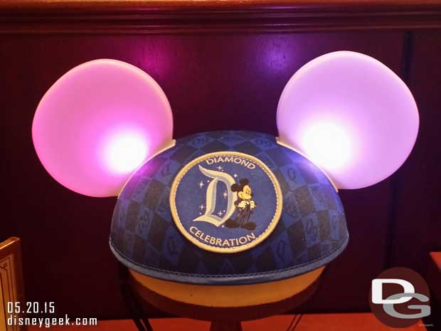 Diamond Celebration Made with Magic ears #Disneyland60
