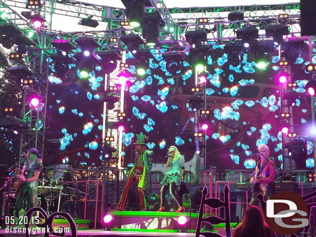 A preview of the Diamond #MadTParty #Disneyland60