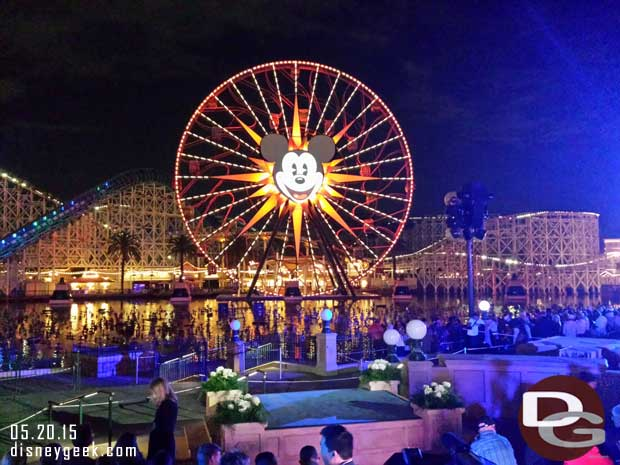 Ready for the World of Color Celebrate Premiere #Disneyland60