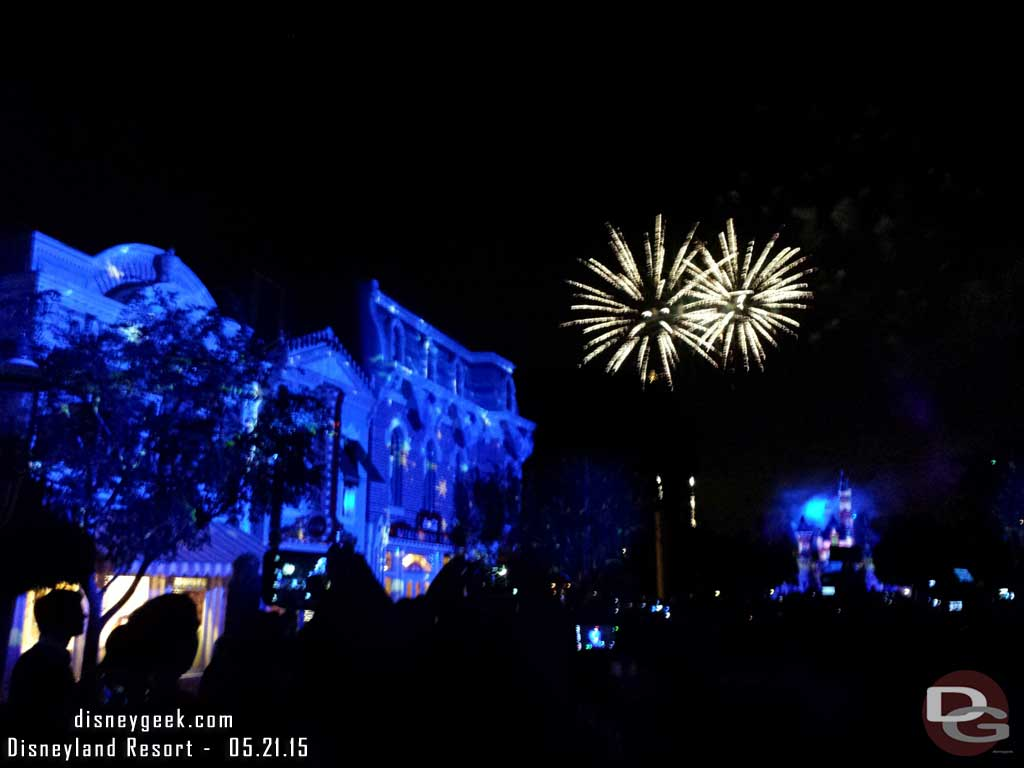 Disneyland Forever Premiere #Disneyland60
