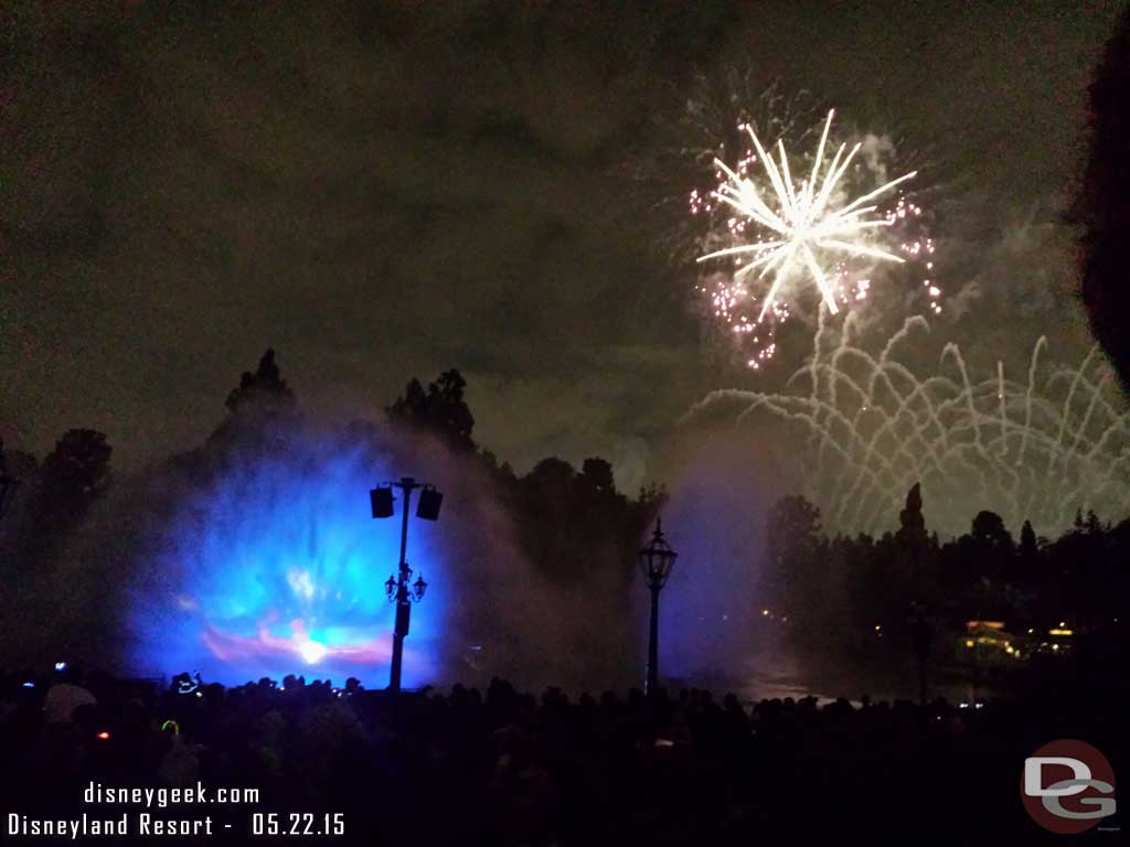 #Disneyland Forever from New Orleans Square #Disneyland60