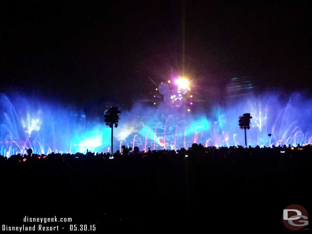 Peter Pan – World of Color Celebrate!  #Disneyland60